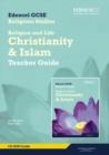 Image for Edexcel GCSE Religious Studies Unit 1A: Religion & Life - Christianity & Islam Teacher Gde : Unit 1A : Teacher Guide