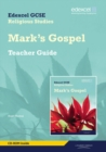 Image for Edexcel GCSE religious studiesUnit 16D,: Mark's gospel : Unit 16D