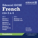Image for Edexcel GCSE French Foundation Audio CD Pack