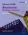 Image for Edexcel GCSE business  : building a businessUnit 3