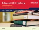 Image for Edexcel GCE history coursework book: Unit 4 student book