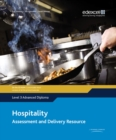 Image for Hospitality  : assessment and delivery resourceLevel 3 advanced diploma