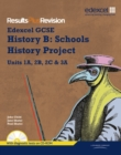Image for Edexcel GCSE history B: Schools history project : Student Book
