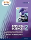 Image for Applied science 2BTEC level 2: Teacher planning pack