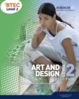 Image for BTEC first art and designLevel 2