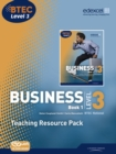 Image for BTEC Level 3 National Business Teaching Resource Pack