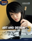 Image for Art and designLevel 3, BTEC National