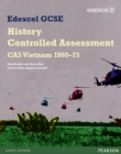 Image for Edexcel GCSE history: Controlled assessment