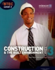 Image for Construction & the built environment  : BTEC National, Level 3