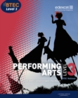 Image for Performing arts level 3 BTEC national