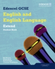 Image for Edexcel GCSE English language: Extend student book