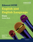 Image for Edexcel GCSE English and English language: Student core book