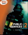 Image for Public services  : Level 2, BTEC first
