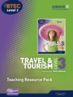 Image for Travel and tourism  : BTEC level 3: Teaching resource pack