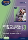 Image for Creative media production 3BTEC level 3