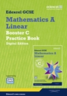 Image for GCSE Mathematics Edexcel 2010: Spec A Booster C Practice Book Digital Edition
