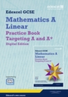 Image for GCSE Mathematics Edexcel 2010: Spec A Practice Book Targeting A and A* Digital Edition
