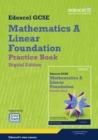 Image for GCSE Mathematics Edexcel 2010: Spec A Foundation Practice Book