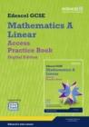 Image for GCSE Mathematics Edexcel 2010: Spec A Access Practice Book Digital Edition
