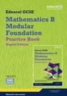 Image for GCSE Mathematics Edexcel 2010: Spec B Foundation Practice Book Digital Edition