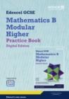Image for GCSE Mathematics Edexcel 2010: Spec B Higher Practice Book Digital Edition