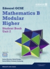 Image for Edexcel GCSE mathematics B modular.Higher,: Student book