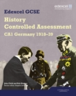 Image for History controlled assessment: CA1 Germany, 1918-39