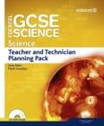 Image for Edexcel GCSE Science: GCSE Science Teacher and Technician Planning Pack