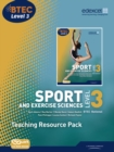 Image for BTEC level 3 sport and exercise sciences: Teaching resource pack