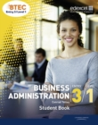 Image for Business administrationEntry 3/level 1,: Student book