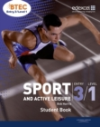 Image for Sport and active leisureEntry 3/level 1,: Student book