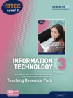 Image for Information technology  : BTEC National level 3: Teaching resource pack