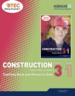 Image for Construction  : BTEC entry 3/level 1: Teaching book and resource disk