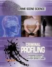 Image for Criminal profiling