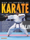 Image for How to improve at karate