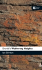 Image for Bronte's Wuthering heights