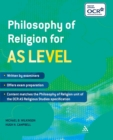 Image for Philosophy of religion for AS level