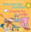 Image for Row Row Row Your Boat & Down in the Jungle