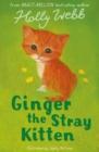 Image for Ginger the stray kitten