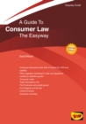 Image for A guide to consumer law  : the easyway