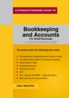 Image for A straightforward guide to bookkeeping and accounts for small business