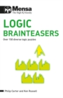 Image for Mensa logic brainteasers  : over 150 diverse logic puzzles