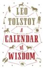 Image for A calendar of wisdom