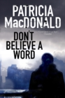 Image for Don't believe a word