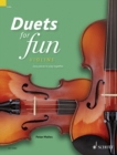 Image for Duets for Fun : Violins - Easy Pieces to Play Together - Performance Score
