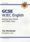 Image for GCSE WJEC English: The workbook