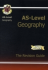 Image for AS-level geography  : the revision guide