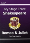 Image for KS3 English Shakespeare Text Guide - Romeo and Juliet
