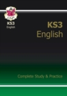 Image for KS3 English Complete Revision & Practice (with Online Edition)