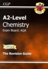 Image for A2-level chemistry  : exam board, AQA: Complete revision and practice